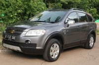 Jual Chevrolet: Captiva diesel VCDi 2011