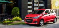 Jual Chevrolet: all new spark 1.4 cvt ltz