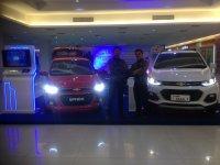 Jual Chevrolet: all new trax facelif 1.4 turbo ltz