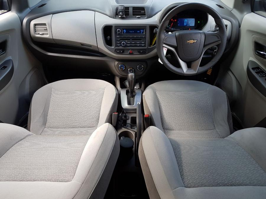 Chevrolet Spin Ltz 2013 Atebony Mobilindo Mobilbekas