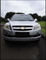 Jual Chevrolet: Captiva AT AWD 2009 Silver