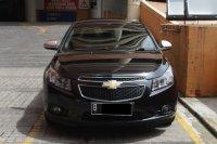 Chevrolet Cruze 1.8 LT 2011 Hitam Original KM47000 (Mobil Simpanan)
