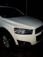 Jual Chevrolet: CAPTIVA Diesel AT 2013/2014 Rp 233 Jt KM 50 Rb