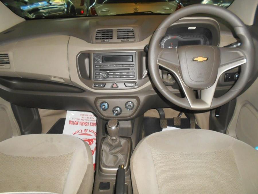 Chevrolet Spin Ltz Diesel Hitam 2013 Mobilbekas