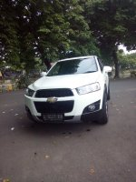 Jual Chevrolet: captiva diesel matic th 2011 pmk 2012