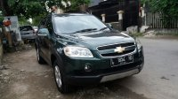 Jual Chevrolet: captiva diesel matic th 2010