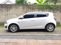 Chevrolet AVEO 1.4 LT AT Putih Full Original 2012 (6.jpg)
