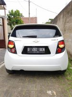 Chevrolet AVEO 1.4 LT AT Putih Full Original 2012 (9.jpg)
