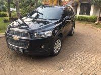 Jual Chevrolet: Captiva Diesel 2016 (NIK 2015)