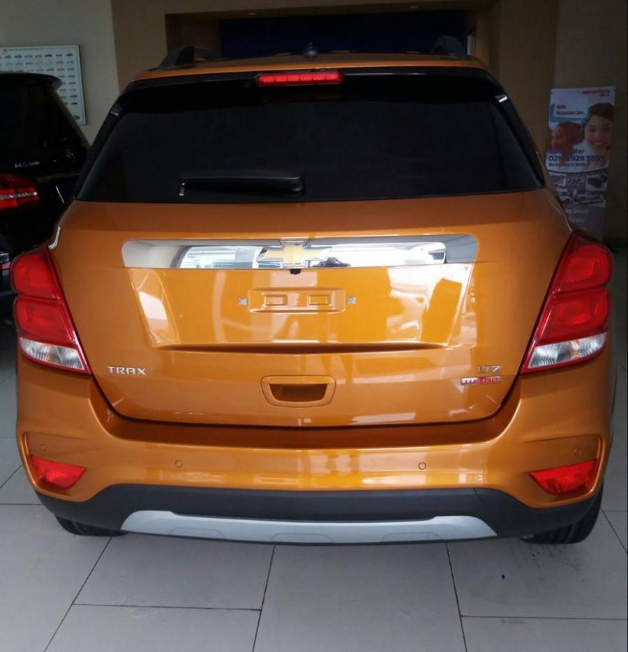 Chevrolet Trax Bandung   Upcomingcarshq.com