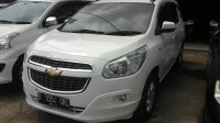 Jual Chevrolet spin LTZ at (bensin) 2014