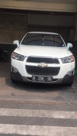 Dijual Chevrolet Captiva Tahun 2012 Sound system High End