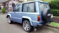 Chevrolet: Trooper Diesel warna biru 3pintu 1985 VR20 (IMG-20170703-WA0000.jpg)