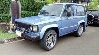 Chevrolet: Trooper Diesel warna biru 3pintu 1985 VR20 (IMG-20170703-WA0002.jpg)