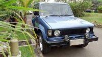 Chevrolet: Trooper Diesel warna biru 3pintu 1985 VR20 (IMG-20170703-WA0001.jpg)