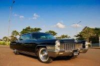 Chevrolet sedan: dijual Cadillac Fleetwood 1965 keren dan RARE !