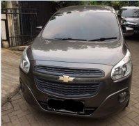 Chevrolet: Dijual Cepat Spin LT MT 2013 dan 2014