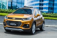 Jual Captiva: Chevrolet all new trax 2017