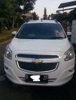 Jual Chevrolet Spin 1.5 LTZ AT,2013,Bensin,Sangat Terawat