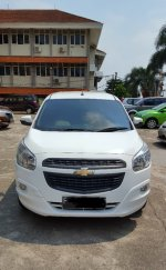 Jual CHEVROLET SPIN LT1.2 MANUAL