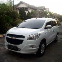Jual Chevrolet spin LT 2013 manual seperti baru bs bantu kredit