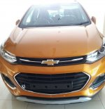Jual Chevrolet TRAX LTZ AT