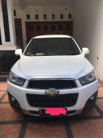 Chevrolet: Dijual Captiva 2.4 bensin 2011 pearl white