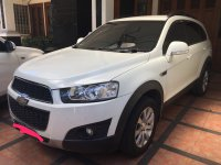 Chevrolet: Dijual Captiva 2.4 bensin 2011 pearl white (IMG_0212.JPG)