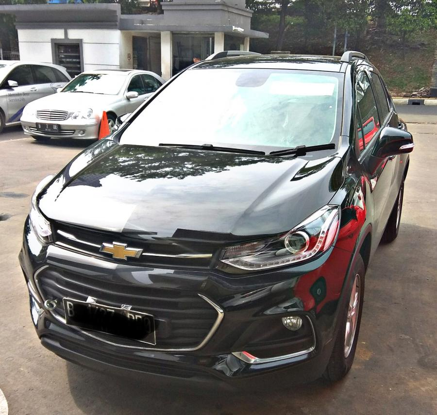 Chevrolet Trax 1 4 Turbo Lt Mobilbekas Com