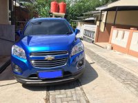 Jual Chevrolet Trax LTZ 1.4 AT Turbocharge
