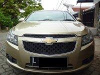 Jual New Chevrolet Cruze 1.8 LT CVT km40rb tgn 1 rec Chev sangat istimewa
