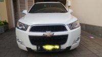 Jual Chevrolet: captiva diesel FL 2012