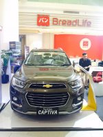 Jual THE ALL NEW Chevrolet CAPTIVA FWD LTZ