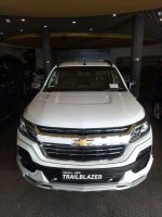 Jual Chevrolet: TRAILBLAZER LTZ 2017