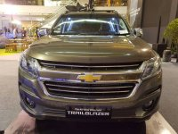 Jual Chevrolet Captiva: trailblazer dp 45 jt