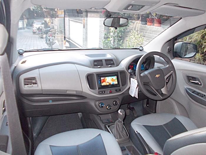 Chevrolet Spin Ltz 13 Turbodiesel 2013 Asli Bali Mobilbekas