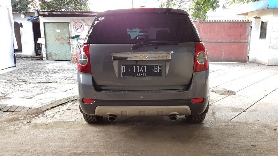 Dijual Chevrolet Captiva 2.0L A/T FL 2011 Diesel Abu ...