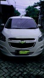 Jual Chevrolet Spin Diesel LT 2013 pemakaian 2014 manual, irit bbm,
