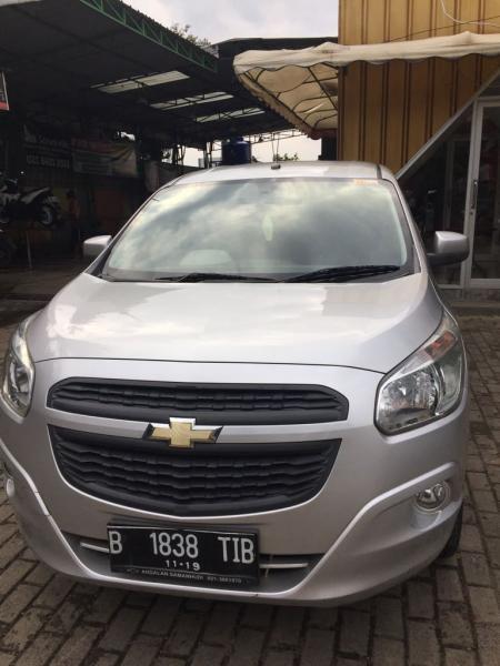 Dijual Chevrolet Spin 2014 Murah Mobilbekas