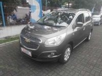 Chevrolet: jual spin crevrolet 2013 automatic