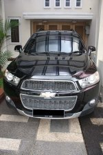 Jual Chevrolet Captiva 2011 VCDi AT 2.0L Diesel Turbo Facelift