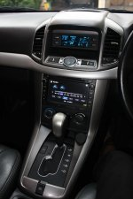 Chevrolet Captiva 2011 VCDi AT 2.0L Diesel Turbo Facelift (Panel tengah.jpg)
