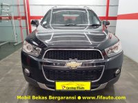 Jual Chevrolet Captiva 2.0L FL 4x2 AT 2011 Hitam metalik