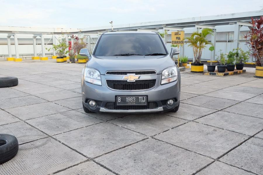2015 Chevrolet Orlando LT 1.8 Matic Mint Conditions Cukup ...