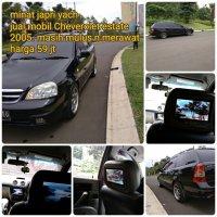 Jual Chevrolet Estate: Mobil cantik n mulus siap pake