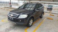 Chevrolet: Jual Mobil Captiva 2010 Hitam diesel siap pakai terawat