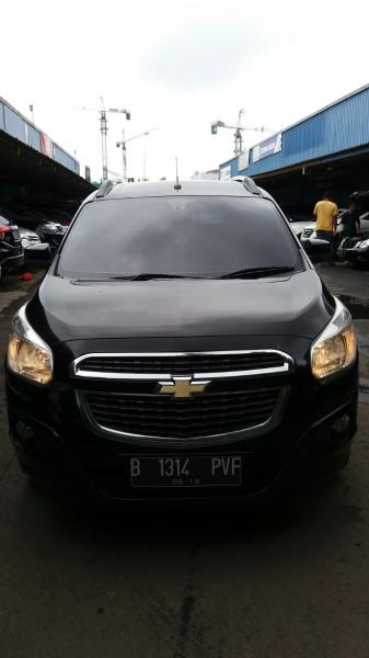 Chevrolet Spin Ltz 2013 Gress 1st Hand Promo Dp Murah Mobilbekas
