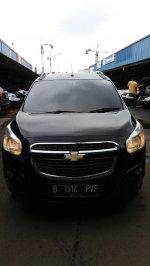 Jual Chevrolet Spin LTZ 2013 Gress 1st Hand Promo DP Murah