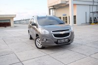 Jual Chevrolet SPIN LTZ Matic Bensin 2015 Good Conditions hanya TDP 38 JT