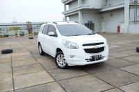 Jual Chevrolet: 2013 SPIN LTZ AUTOMATIC BENSIN TDP 23 JTAN SAJA NETT